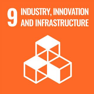 産業と技術革新の基盤をつくろう